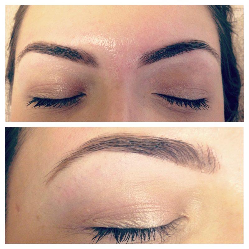 eyebrows permanent makeup - Style Guru: Fashion, Glitz